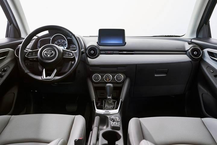 2019 Toyota Yaris Hatchback tanıtıldı