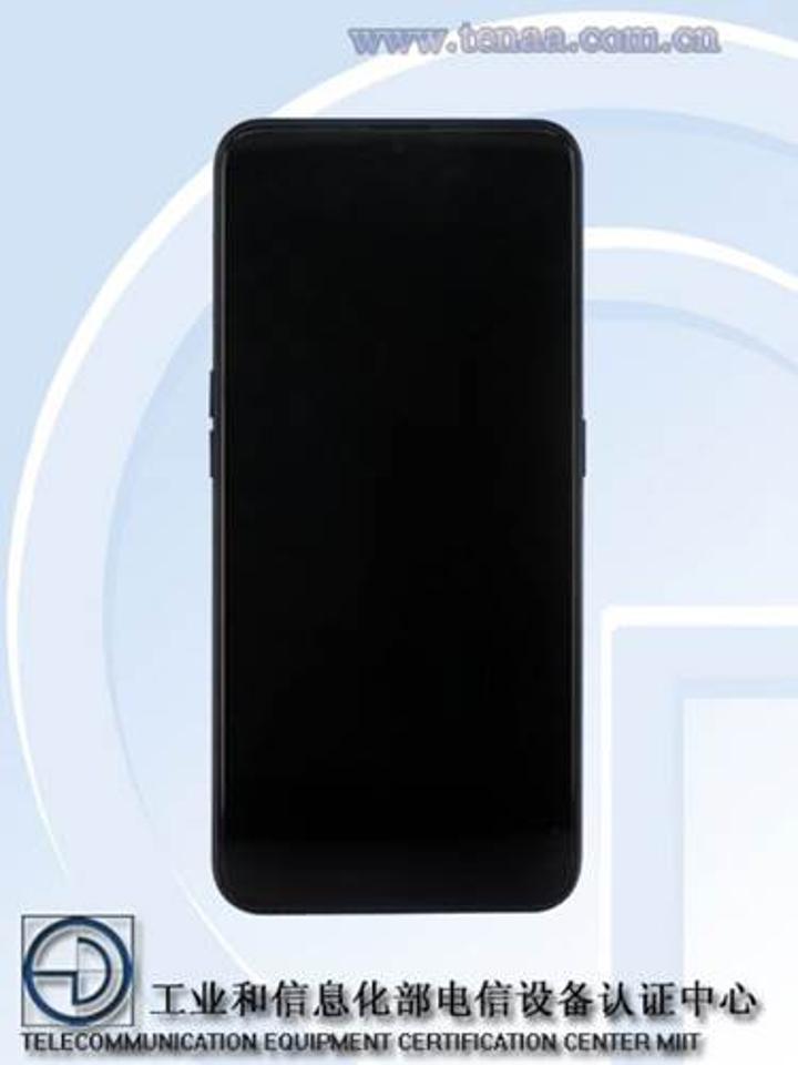 Oppo Reno Lite modelinin görselleri TENAA'da ortaya çıktı