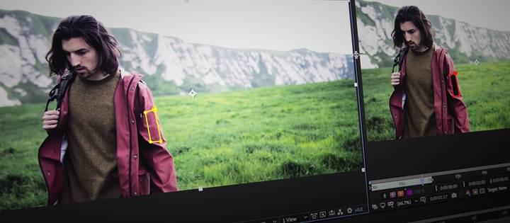 Adobe After Effects ile videolardaki istenmeyen nesneleri silebileceksiniz