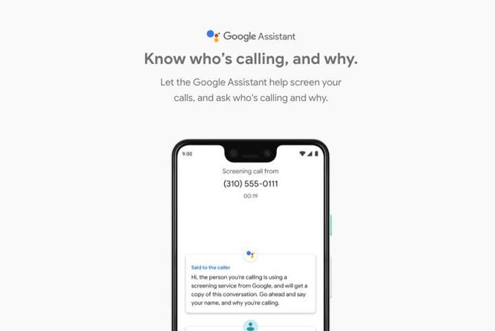 Google'ın Call Screen özelliği Moto G7 ve Moto One serisine geliyor