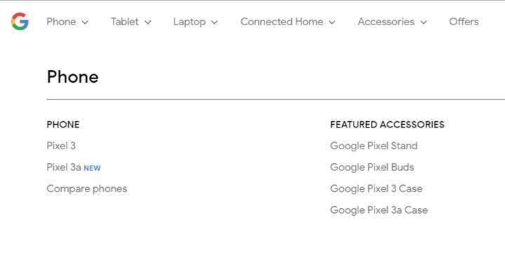 Orta seviye Google Pixel 3a ve Pixel 3a XL doğrulandı