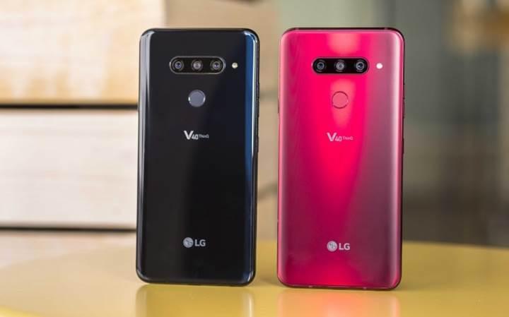 Haziran ayına kadar dört LG modeli Android Pie güncellemesi alacak