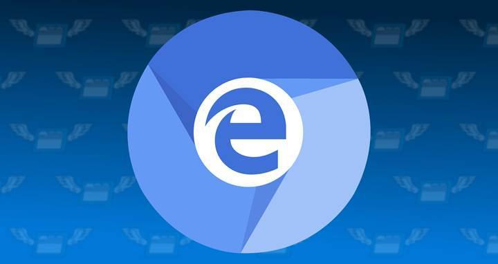 Microsoft Edge'in Chromium tabanlı sürümü indirilmeye sunuldu