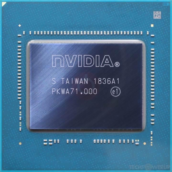 Ray Tracing çekirdekleri yongada Nvidia'nın iddia ettiği kadar alan kaplamıyor