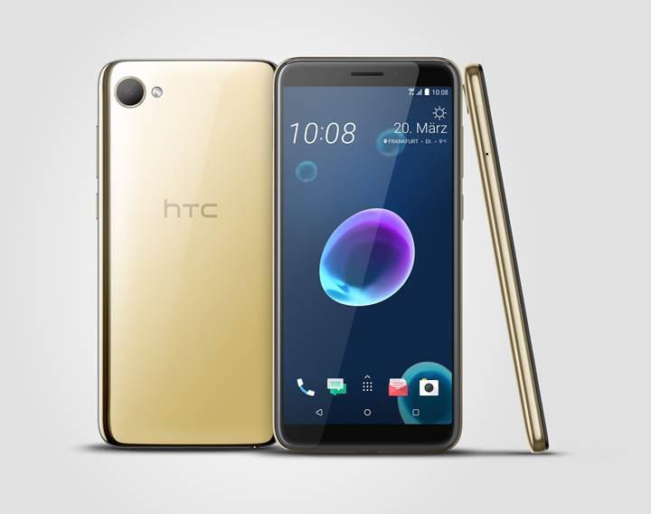HTC'nin yeni telefonu AnTuTu'da ortaya çıktı