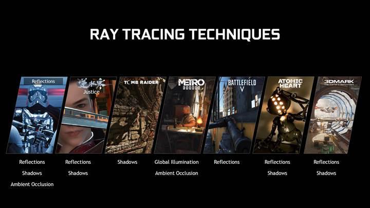 GTX ile RTX karşı karşıya : Pascal'a gelen Ray Tracing desteği sonrası kıyaslama