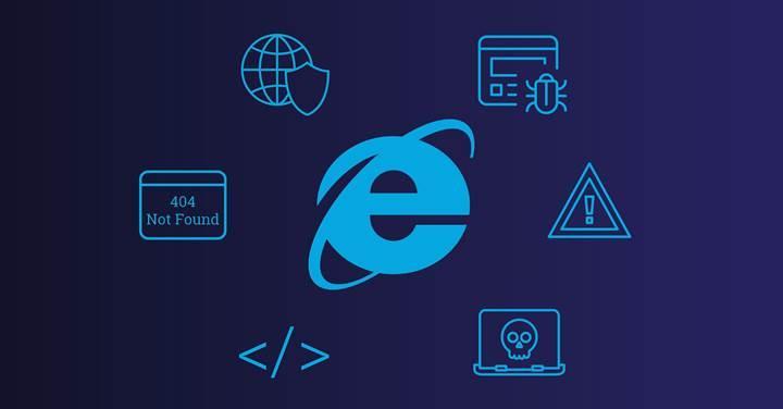 Bilgisayarınızdaki Internet Explorer artık kullanmasanız bile size zarar verebilir