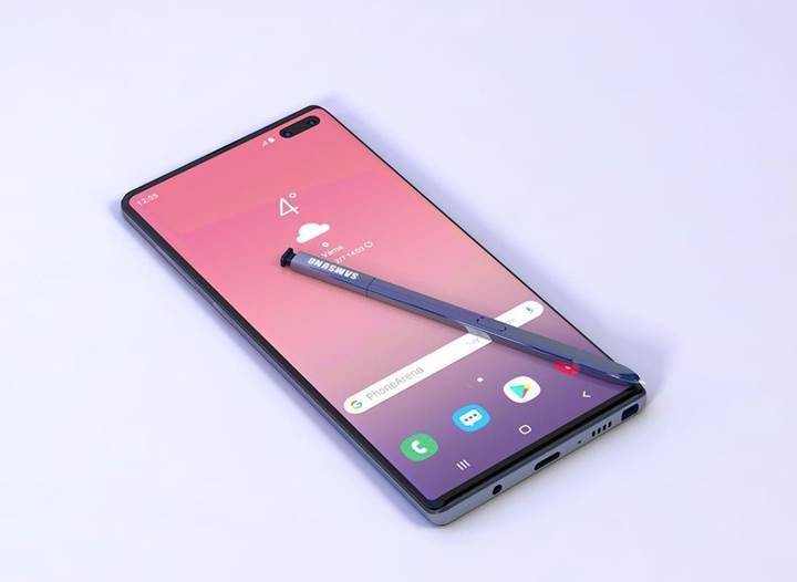 Samsung Galaxy Note 10 Pro geliyor
