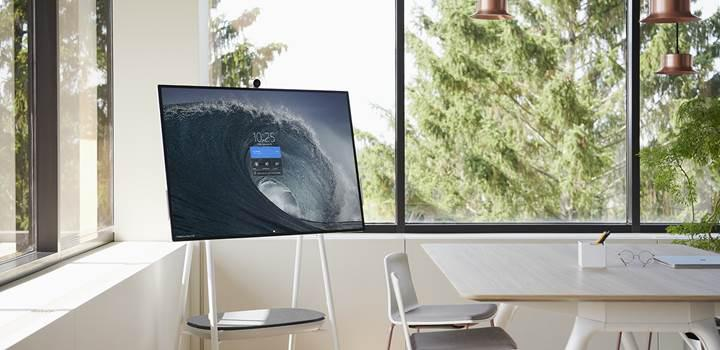 Microsoft, 50 inç ekranlı Surface Hub 2S modelini tanıttı