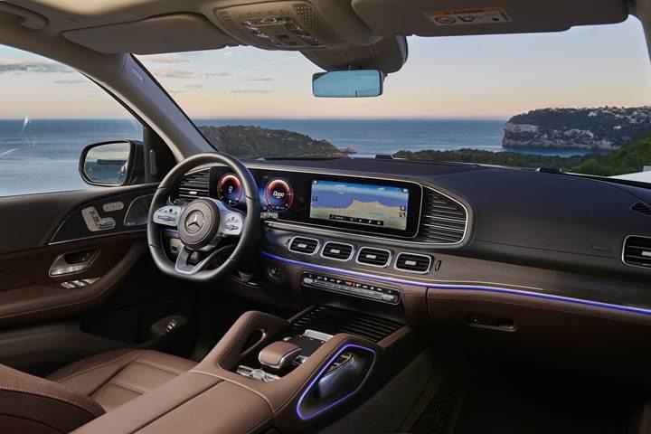 2020 Mercedes-Benz GLS resmen tanıtıldı