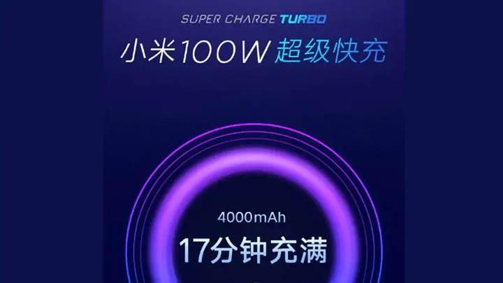 Xiaomi yeni 100 W hızlı şarj teknolojisini seri üretim aşamasına getirmeye çalışıyor