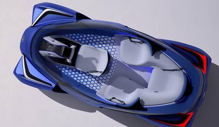 Toyota Rhombus: Küvet tasarımını andıran elektrikli otomobil
