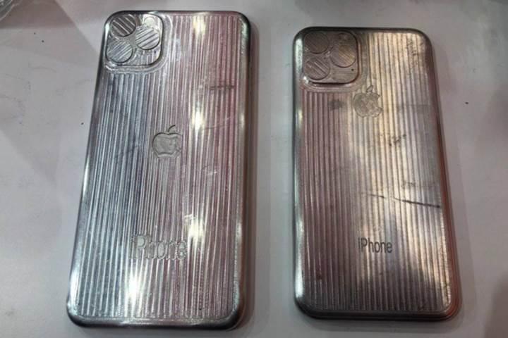 iPhone 11 kalıp fotoğrafları sızdırıldı