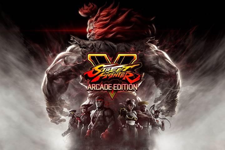 Street Fighter V kısa bir süreliğine ücretsiz oynanabilecek