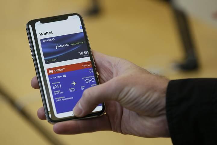 iPhone ile temassız işlemler yakında daha gelişmiş hâle gelebilir