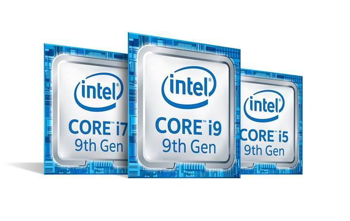 Yeni Intel laptop işlemcileri 5GHz hız sunuyor