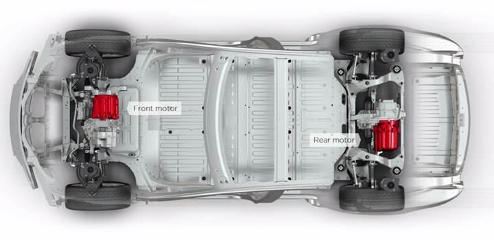 Tesla Model S ve Model X yenilendi: Daha güçlü motor, daha uzun menzil