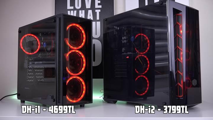 Özel fiyatlı FHD 60FPS oyuncu kasaları