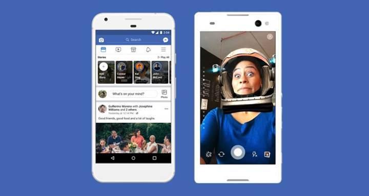 Facebook Hikayeleri 500 milyon günlük kullanıcıya ulaştı