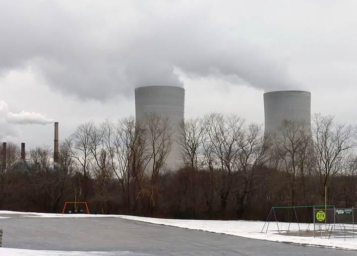 ABD'de bir kömür santrali, rüzgâr enerjisi üretimine destek için yenileniyor