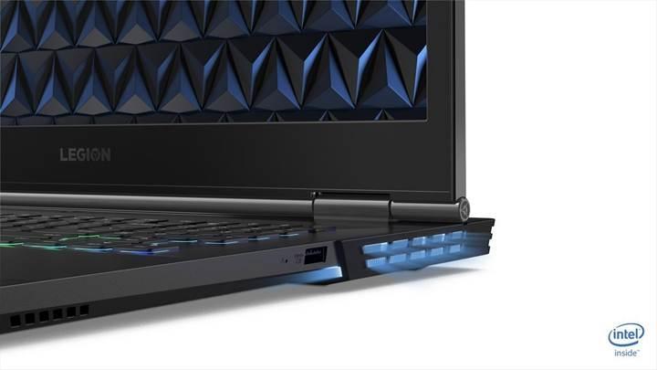 Lenovo, Legion serisi yeni dizüstü oyuncu bilgisayarlarını tanıttı