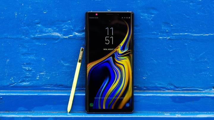 Samsung Galaxy Note 10 Pro, 4.500 mAh bataryayla gelecek