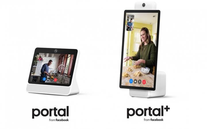Facebook'un akıllı ekranı Portal, ABD dışında da satışa sunulacak