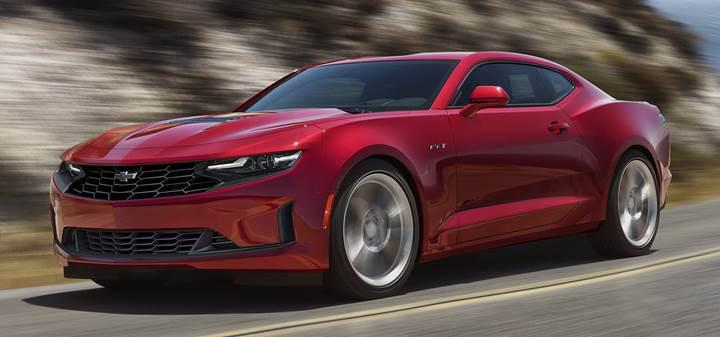 2019 Chevrolet Camaro SS, yenilenen yüzüyle ortaya çıktı