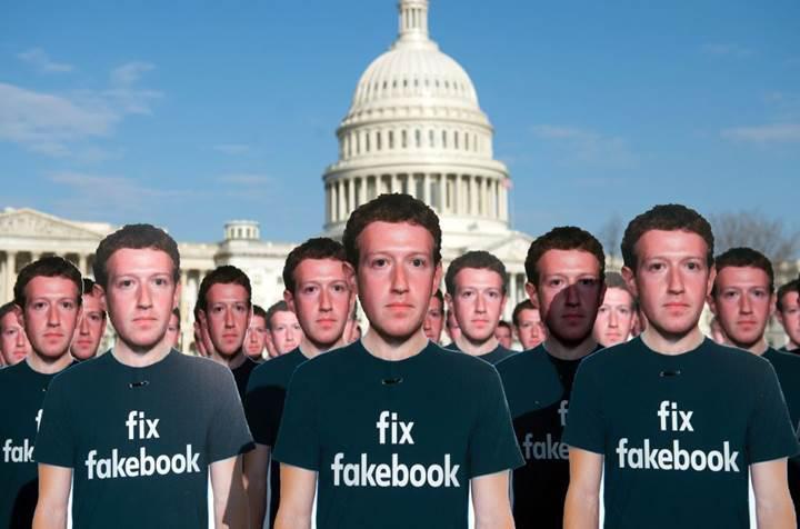 Facebook, iklim değişikliği hakkındaki yanlış haberleri denetlemek için ekip kurdu