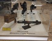 Roketsan YATAĞAN Minyatür Füze Sistemi