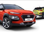 Hyundai Kona - 550 adet