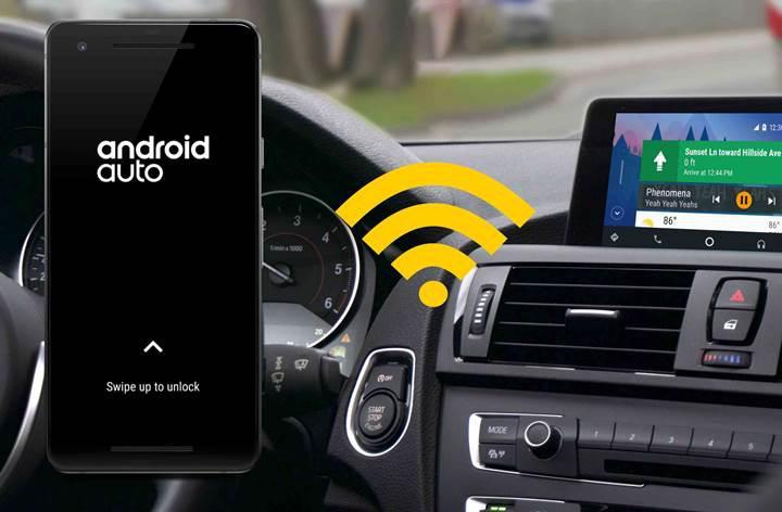 Google, Android Auto'yu yeni tasarım ve özelliklerle güncelledi