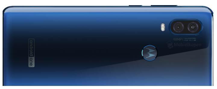 Şık tasarıma sahip Motorola One Vision yeni görselleri ile karşımızda