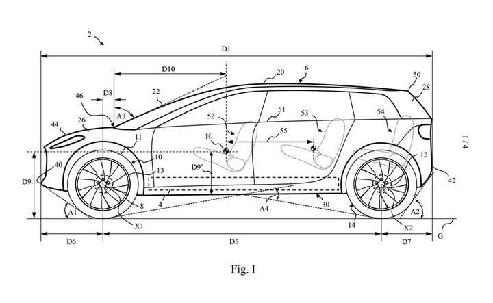 Elektrikli süpürge devi Dyson'dan Tesla Model X'e rakip mi geliyor?
