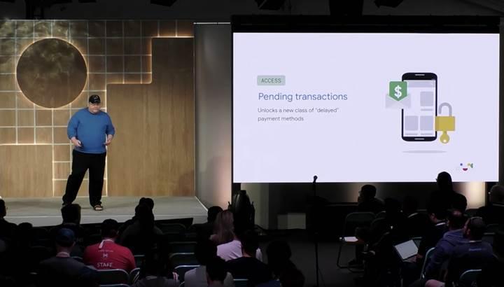 Google Play Store'da nakit ödeme uygulaması başlıyor