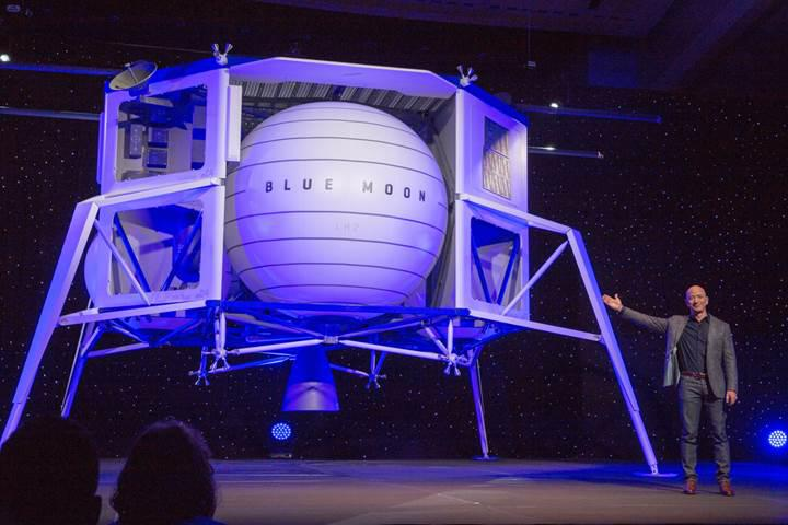 Jeff Bezos yeni hedefini açıkladı: