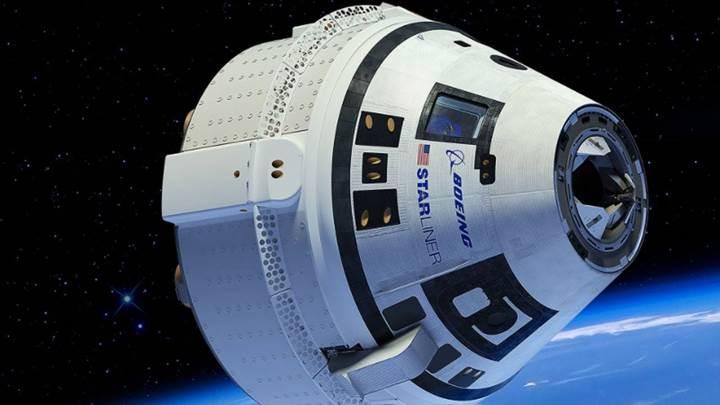 Boeing, Starliner kapsülünün paraşüt testini gerçekleştirdi (VİDEO)