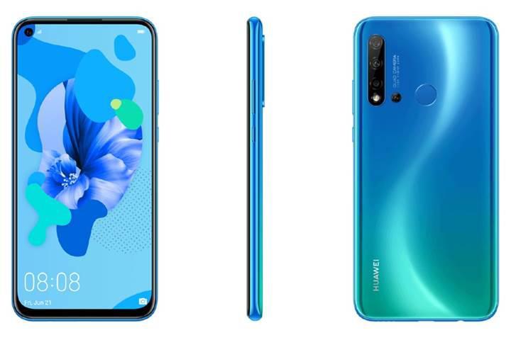 4 kameralı Huawei P20 Lite 2019 geliyor