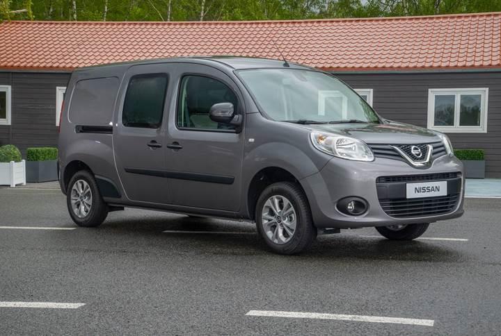 Renault Kangoo logo değiştirdi, Nissan NV250 oldu