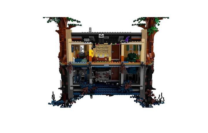 LEGO'dan ilginç Stranger Things seti