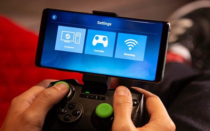 Valve'ın Steam Link uygulaması artık Apple cihazlar için indirilebiliyor