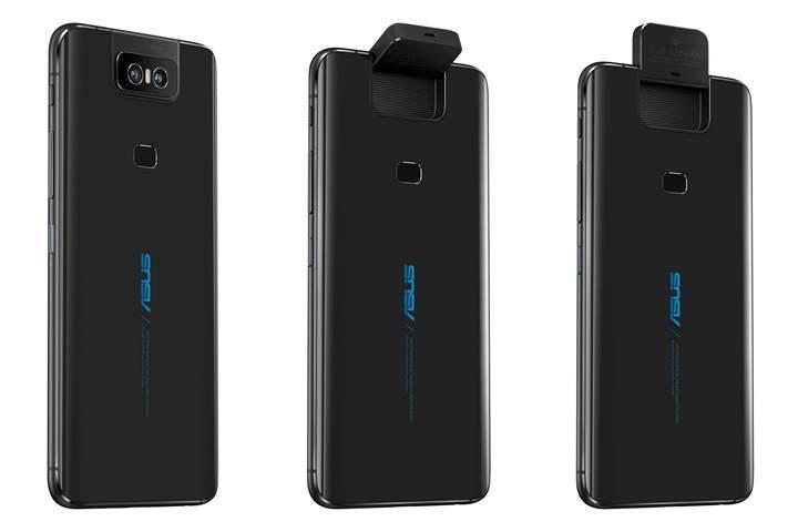 Asus Zenfone 6 dönen kamerayla geliyor