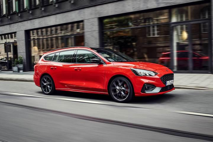 2019 Ford Focus ST Wagon tanıtıldı
