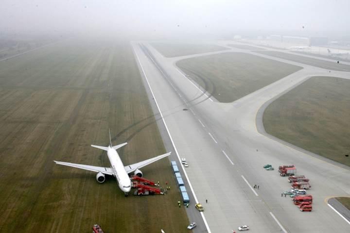 Uçakların kullandığı aletli iniş sistemleri (ILS) güvenli değil ve saldırıya açık