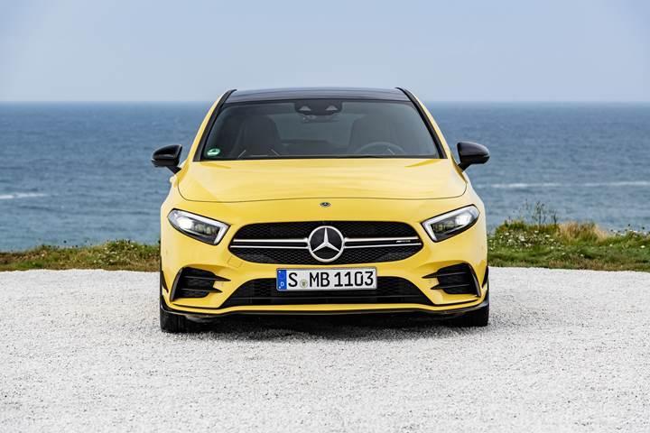 2019 Mercedes-AMG A 35 4MATIC Türkiye'de: İşte fiyatı ve özellikleri