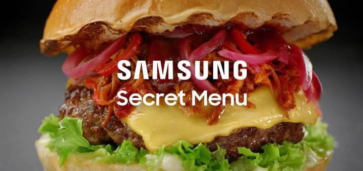 Samsung telefon sahiplerine restoranlarda