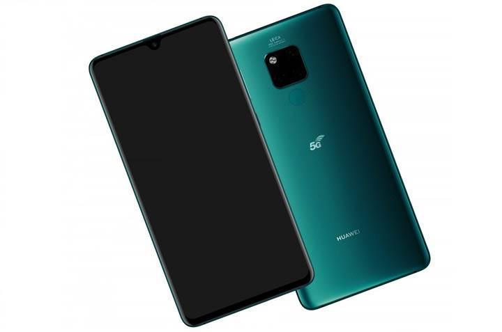 Huawei Mate 20 X 5G resmi olarak tanıtıldı