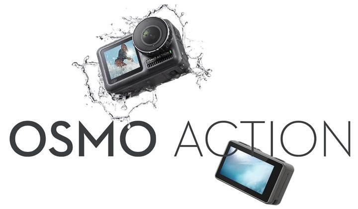 GoPro'nun yeni rakibi DJI Osmo Action'ın Türkiye fiyatı belli oldu