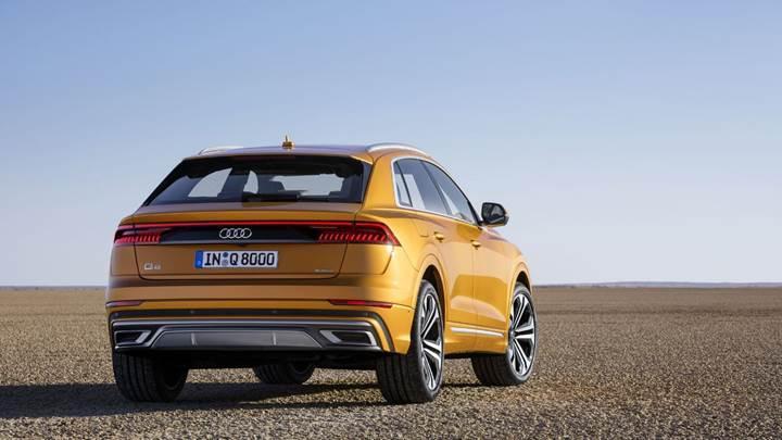 Audi Q8, dudak uçuklatan fiyatıyla Türkiye'de satışa sunuldu