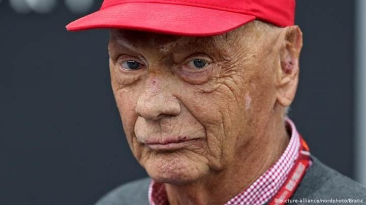Efsanevi Formula 1 pilotu Niki Lauda hayatını kaybetti